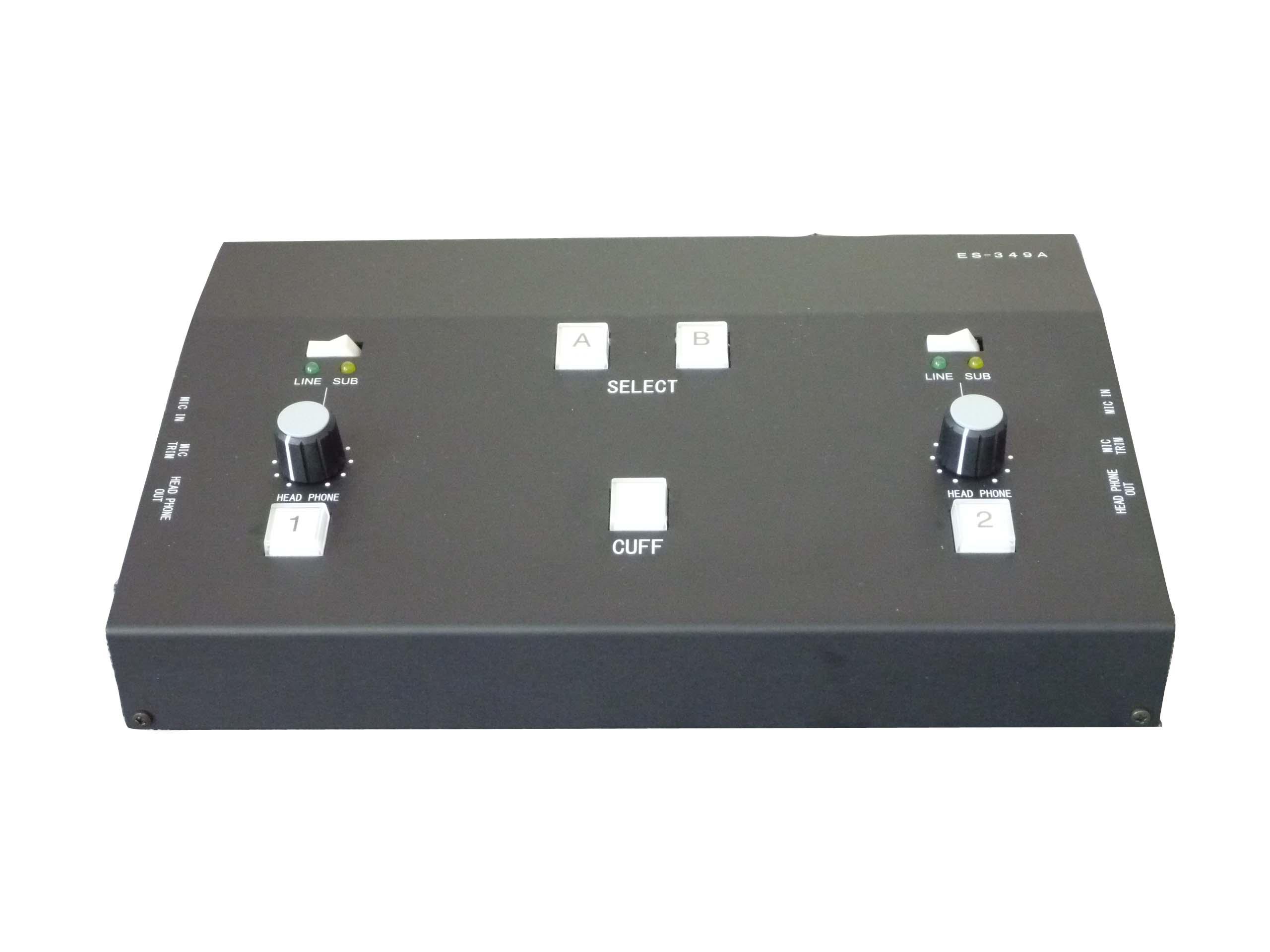 簡易同時通訳ユニット(ES-349A)